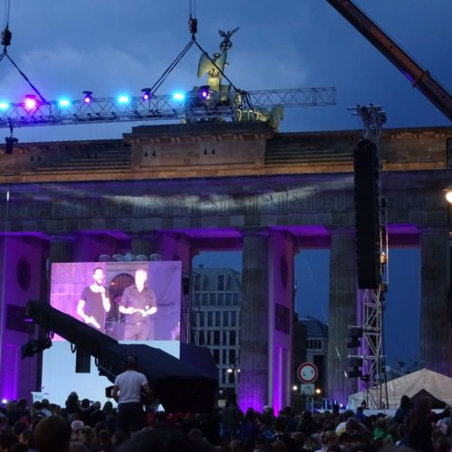 Turnfestmeile Brandenburger Tor